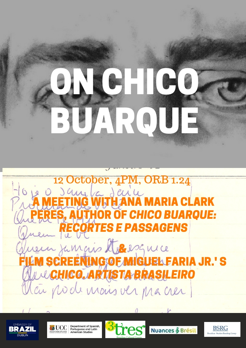 Lecture and Video Screening on Chico Buarque