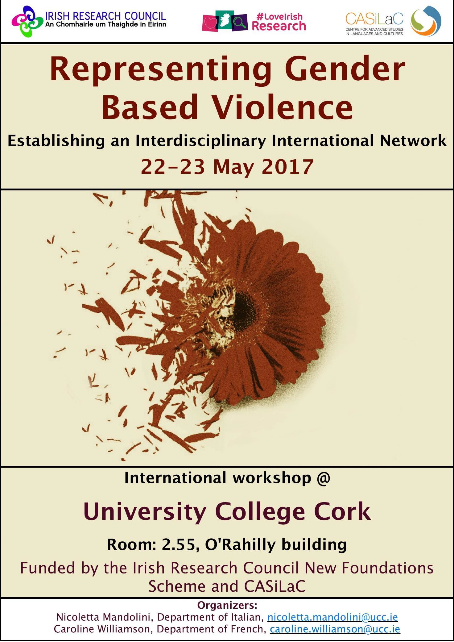 Representing Gender Based Violence International Conference