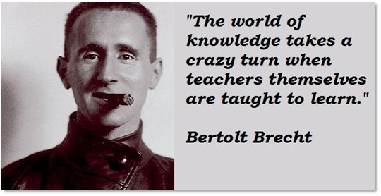 The Global Brecht by Professor Manfred Schewe