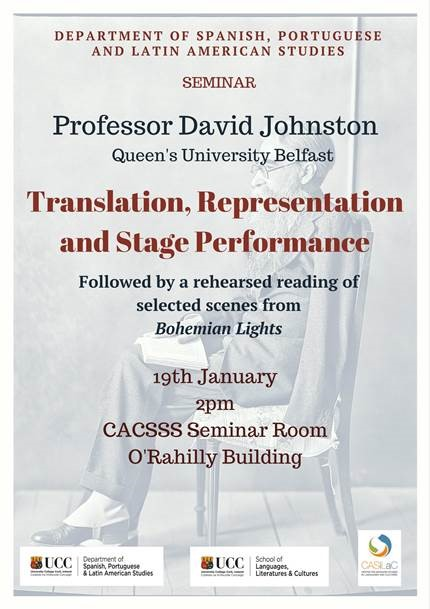 Translation, Representation and Stage Performance