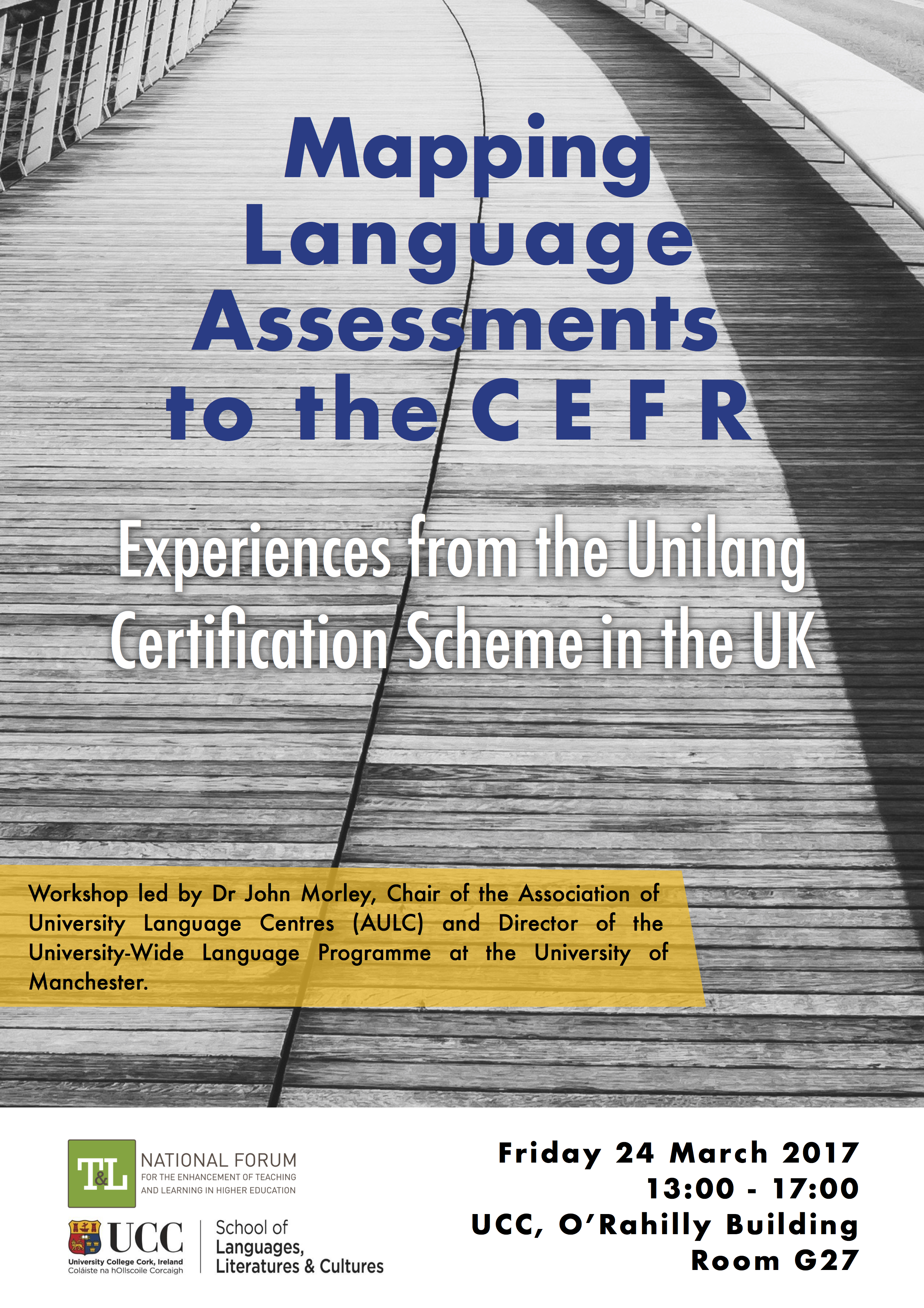 Mapping Language Assessments to the CEFR