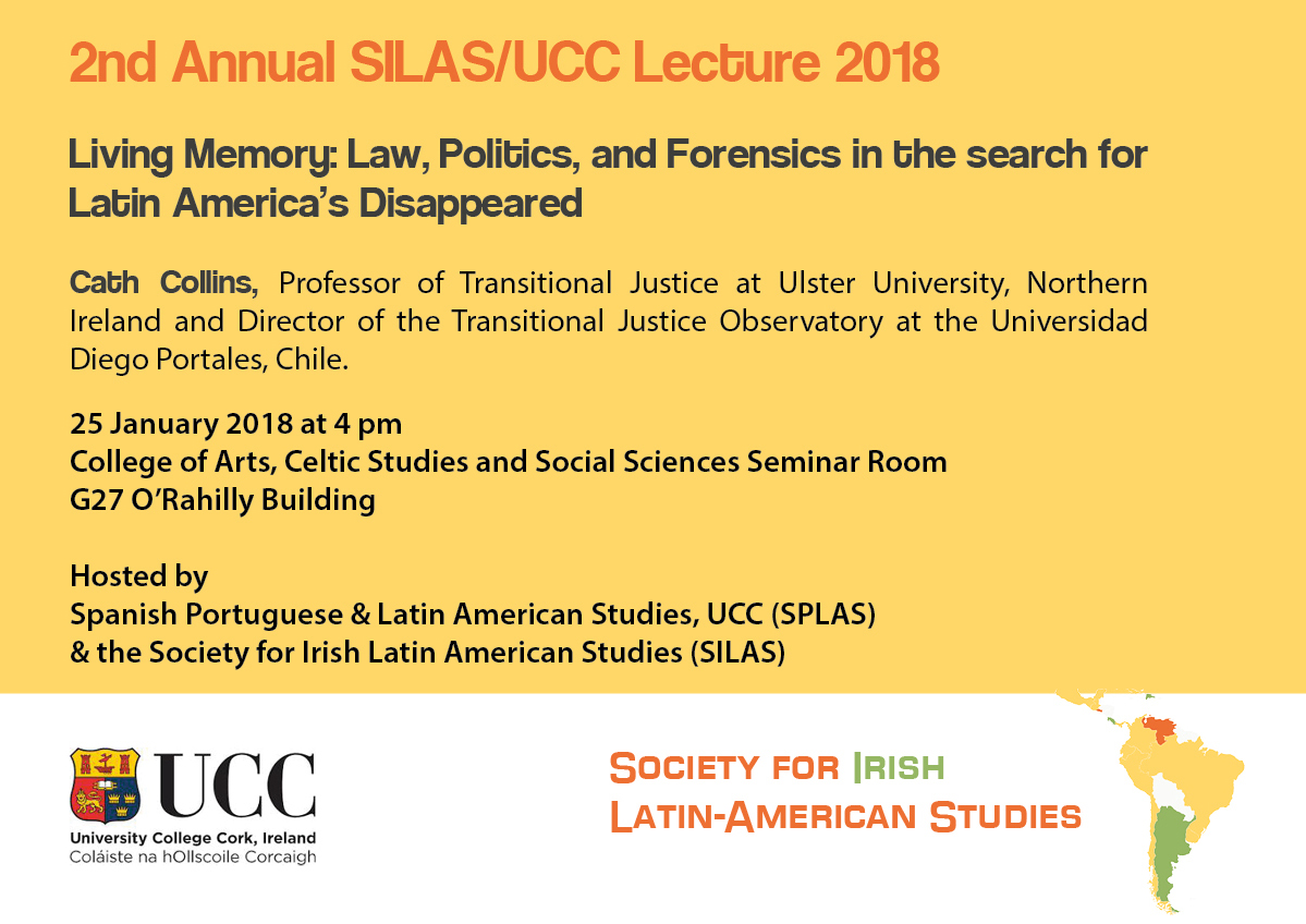 (SILAS) Society for Irish Latin American Studies