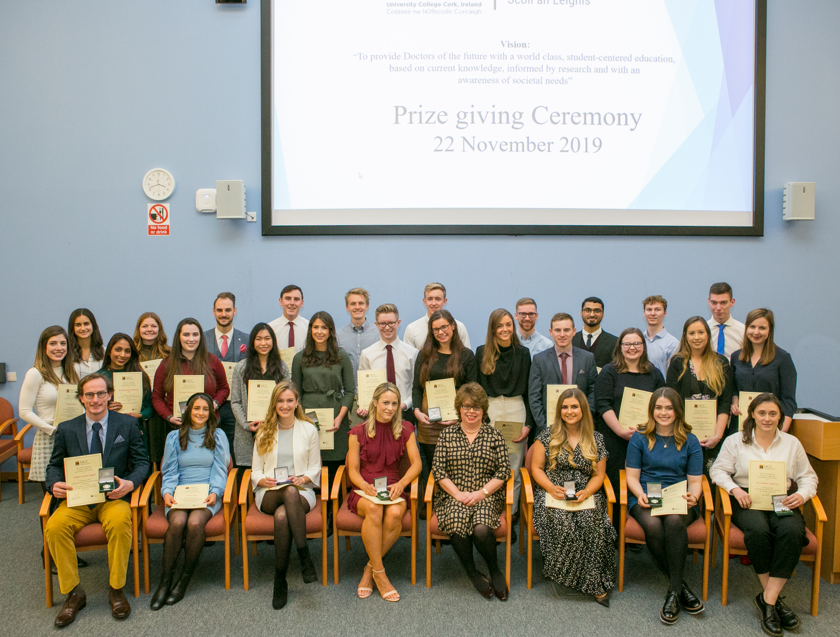 School of Medicine, Prize-Giving Ceremony 2019