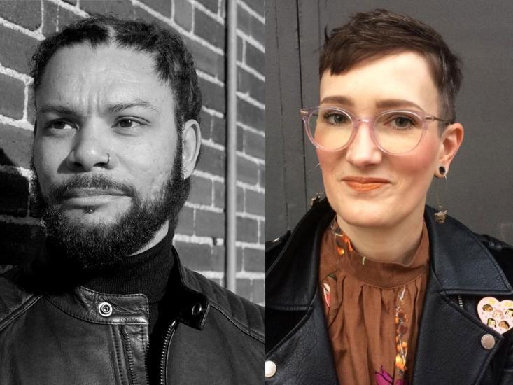 Music welcomes newest colleagues Emily Gale and Warrick Moses!