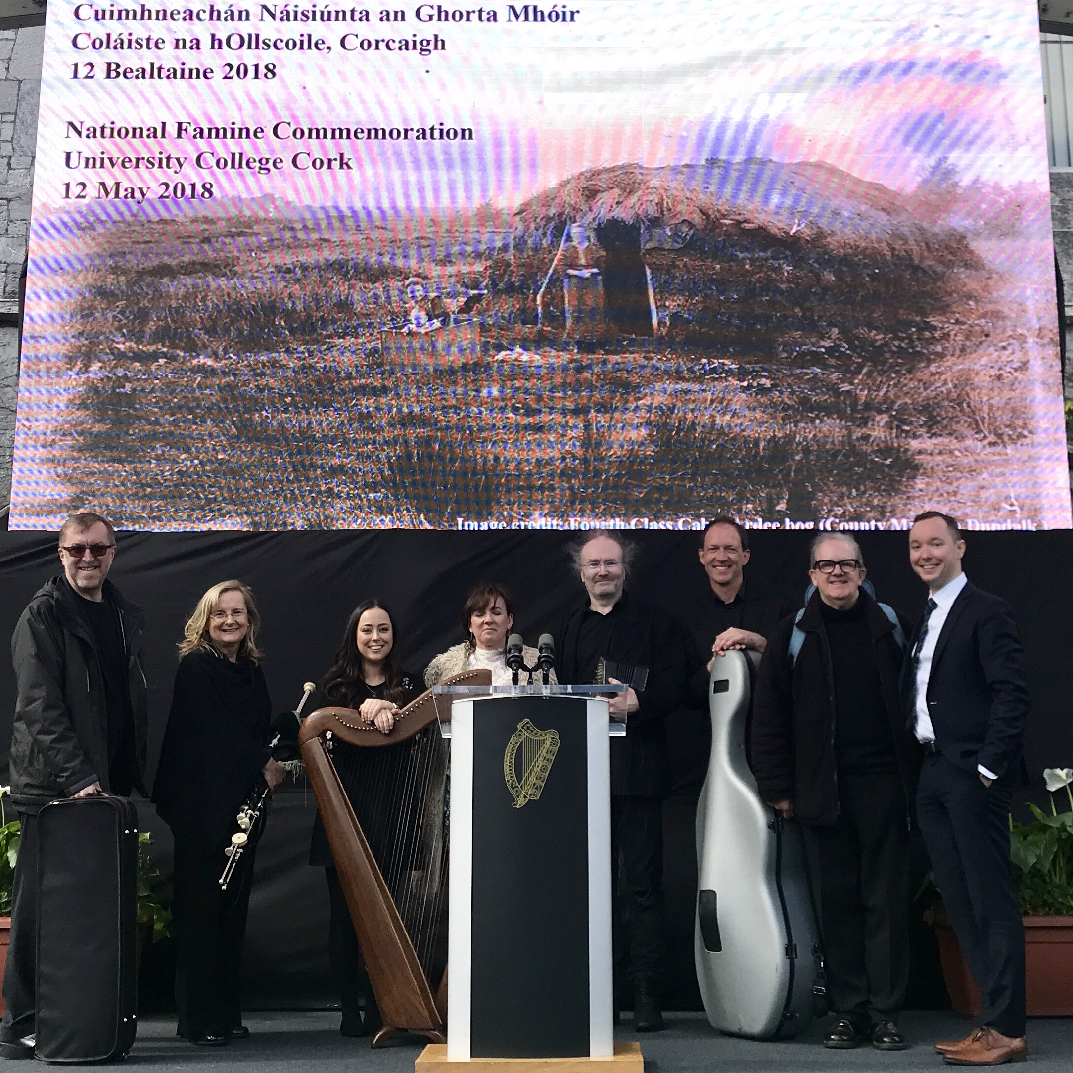 National Famine Commemoration 2018