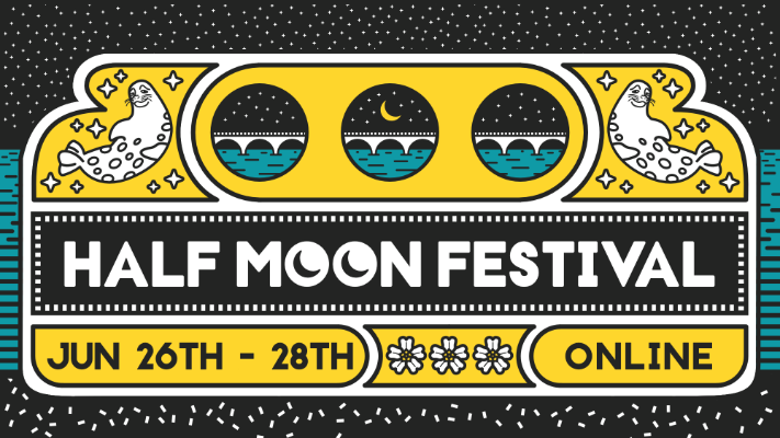 Announcing Half Moon Festival, a multi-disciplinary arts festival programmed by the inaugural cohort of the MA in Arts Management & Creative Producing.
