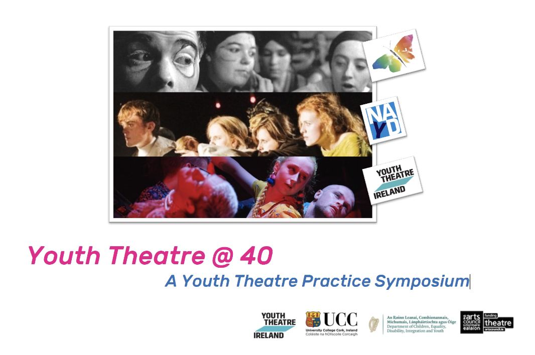 Department of Theatre hosts Youth Theatre @ 40 - A Youth Theatre Practice Symposium