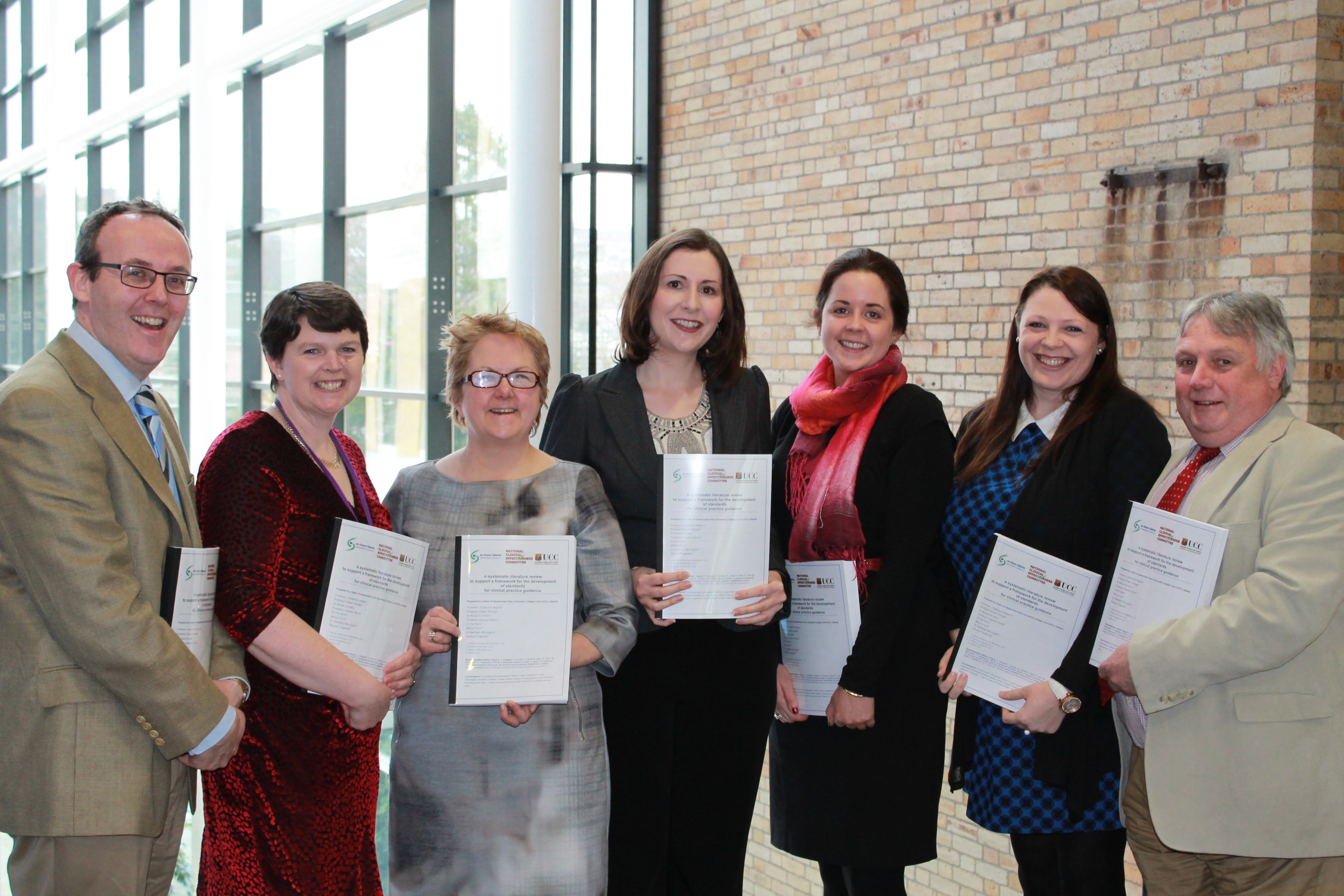 UCC interdisciplinary research team conducts Irish Department of Health commissioned project