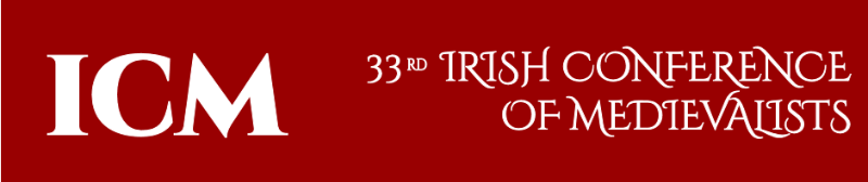 33rd Irish Conference of Medievalists