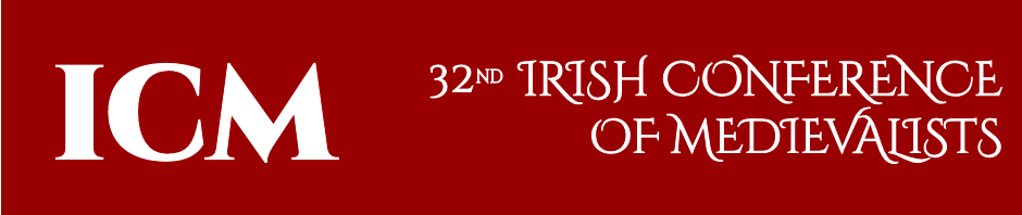 32nd Irish Conference of Medievalists