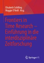 Frontiers in Time Research - now in paperback!