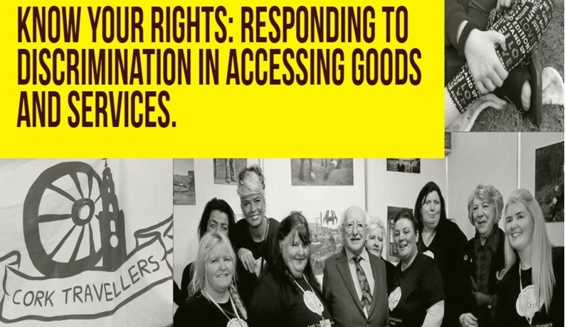 Know your Rights: Responding to Discrimination in accessing Goods and Services