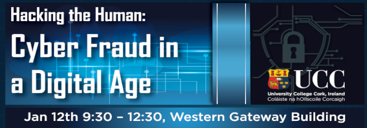 Conference: Cyber Fraud in the Digital Age