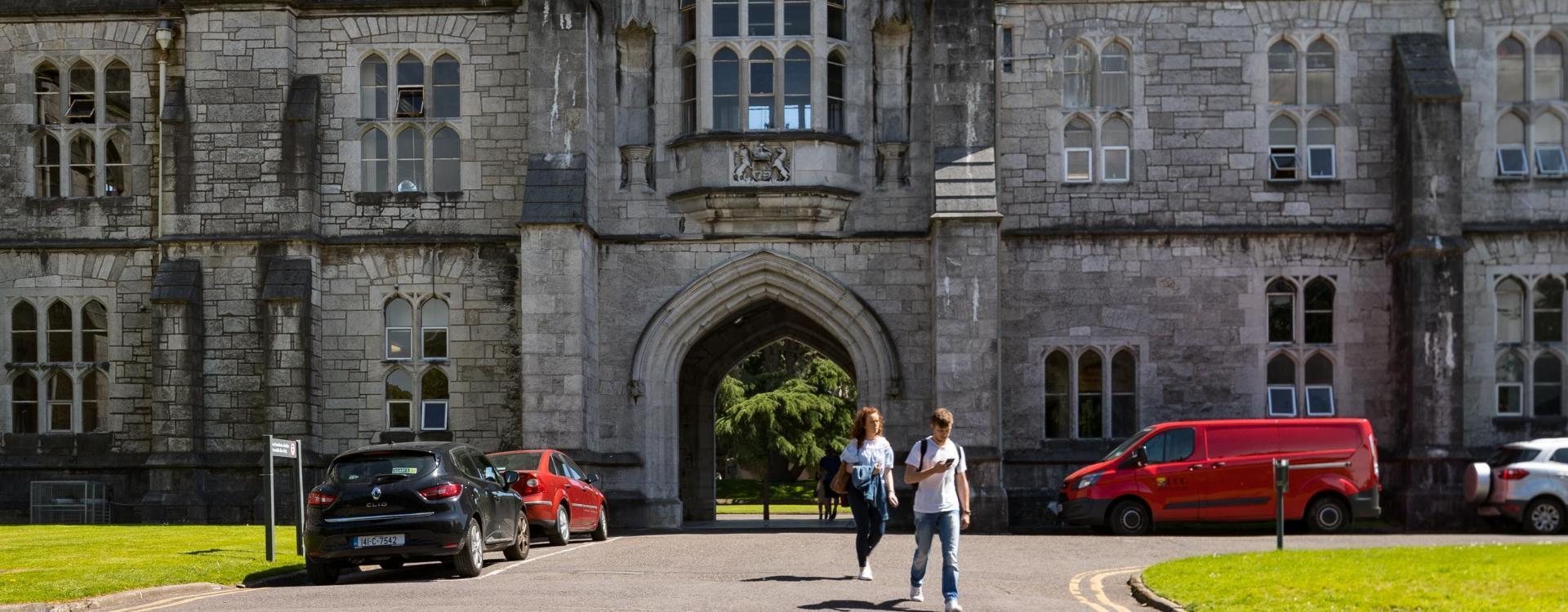 Where Can I Park University College Cork