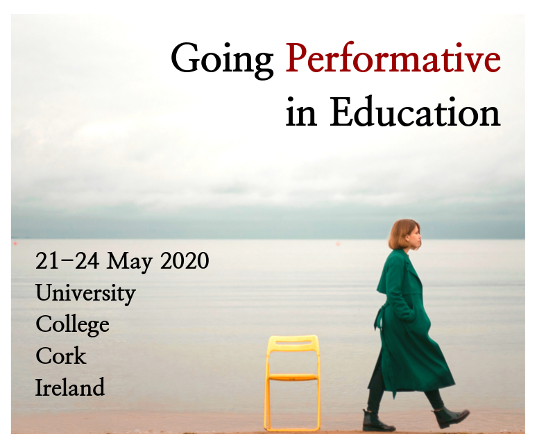 GOING PERFORMATIVE IN EDUCATION