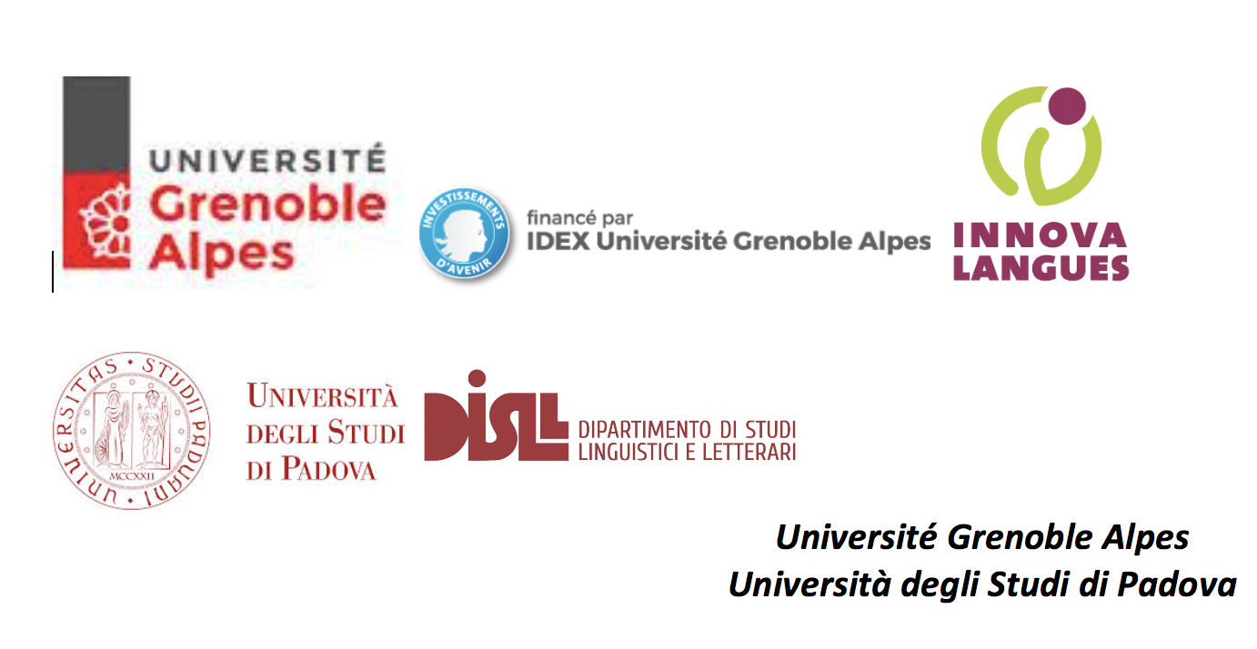 The role of drama in higher and adult language education: teacher training and the challenges of inclusion Université Grenoble Alpes 22–26 July 2019