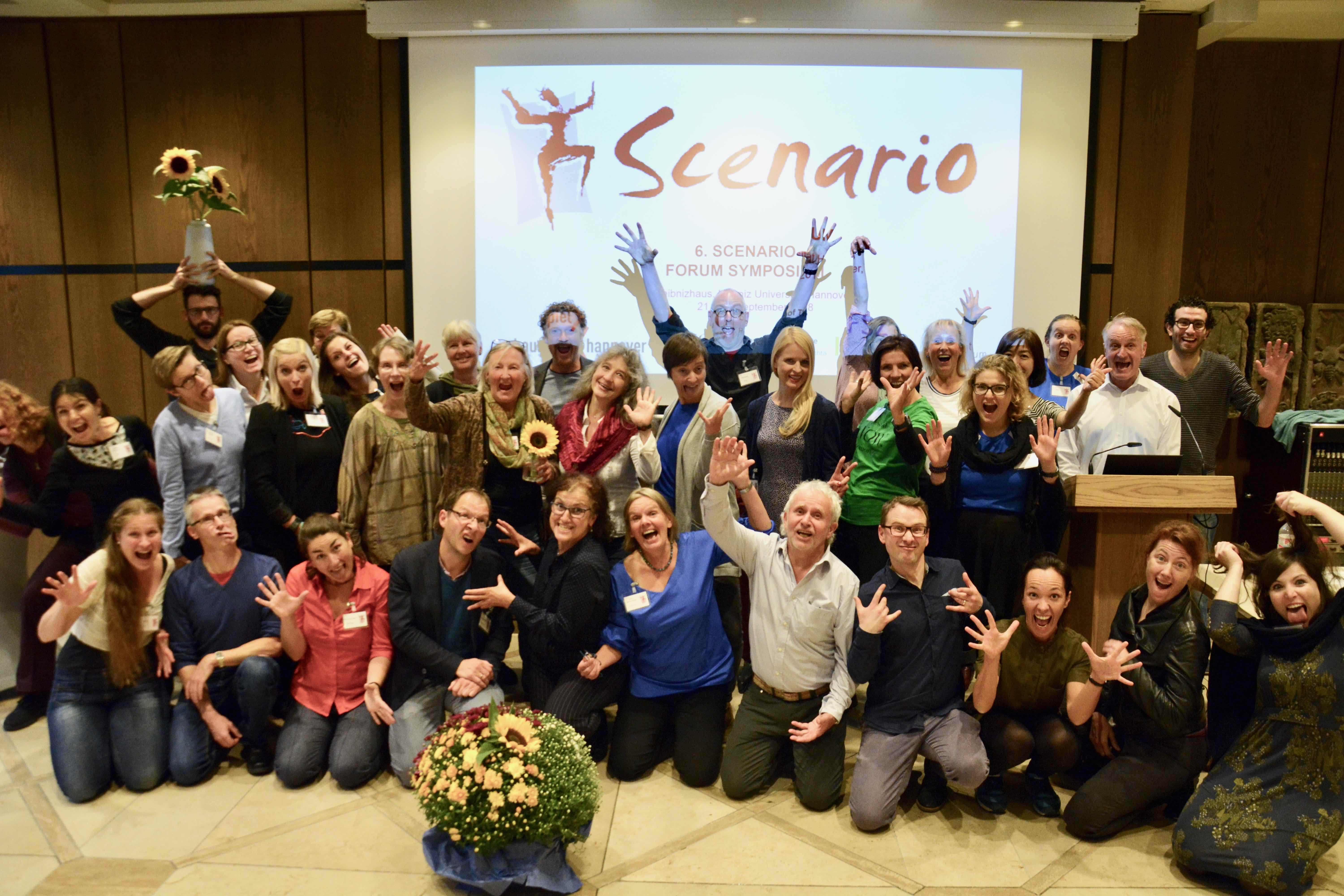 6th Scenario Forum Symposium – University of Hanover (21-22 September 2018)
