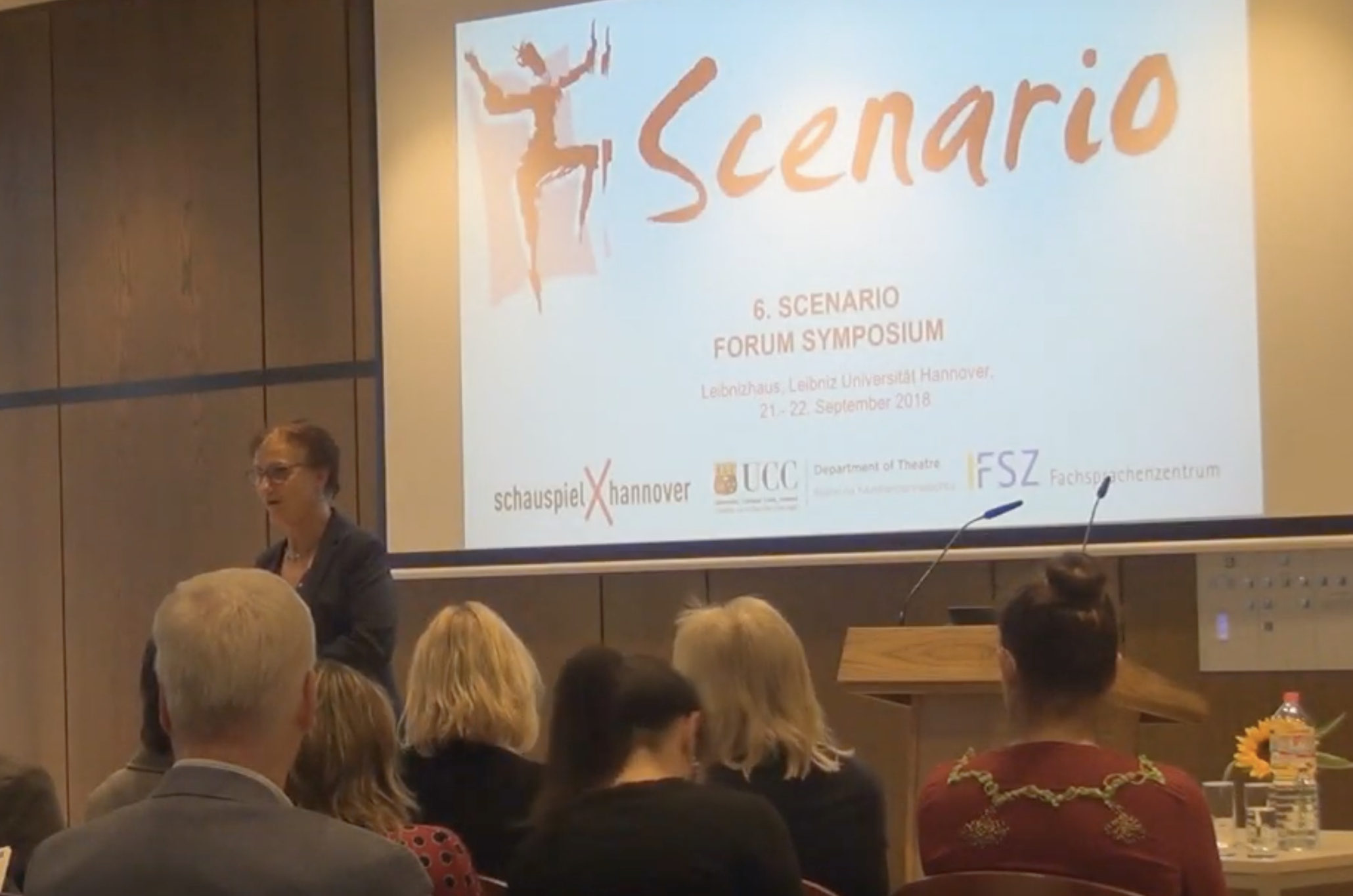 Short Film - 6th Scenario Forum Symposium