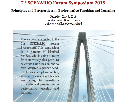 7th Scenario Forum Symposium