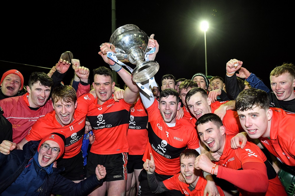 Fitzgibbon Cup glory for UCC as hurlers beat IT Carlow in thrilling final
