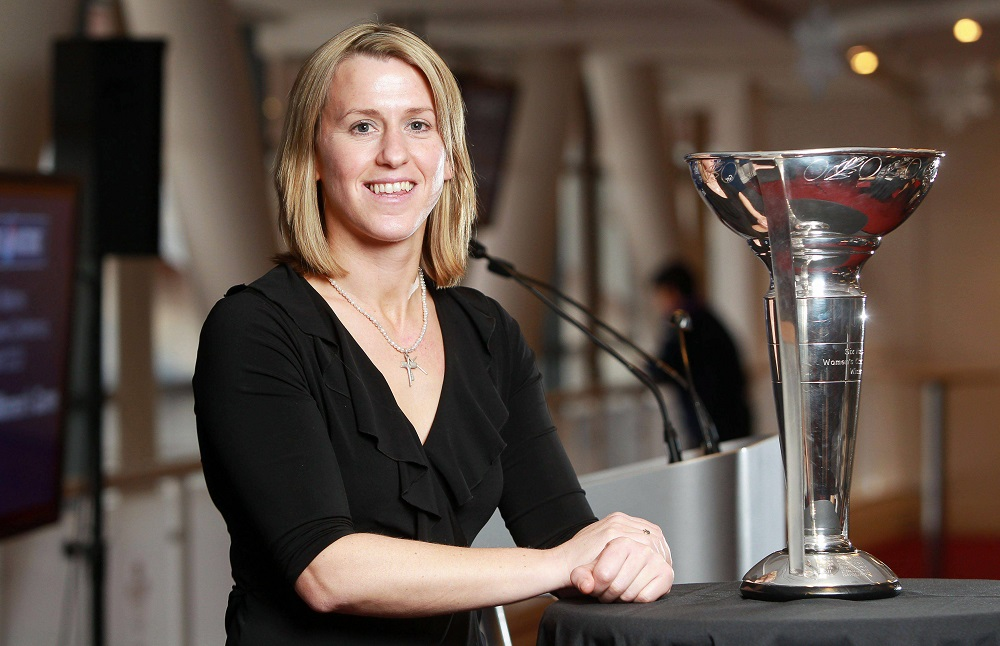 CEO and camogie star Mary O'Connor is leading change for women in sport