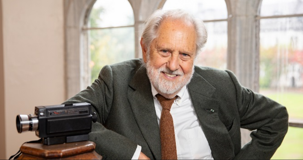 Lord David Puttnam makes a passionate case for careers in the arts