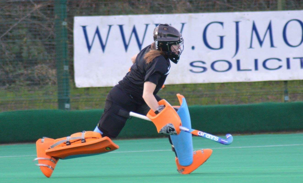 Future of Irish hockey in safe hands with rising star Hannah