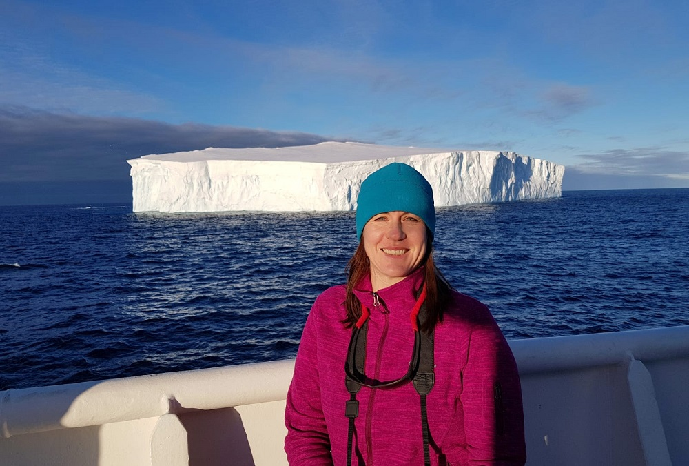 MaREI researcher returns from epic adventure in search of blue whales