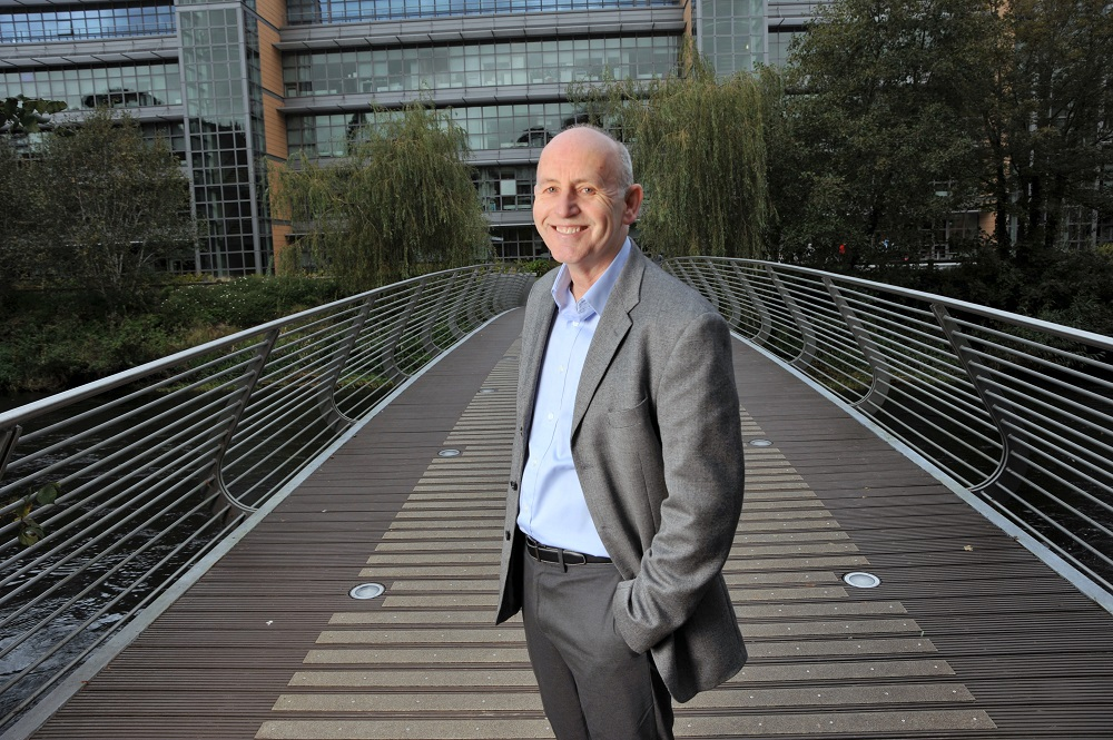 Rich Ferrie leads an exciting new era for UCC Innovation