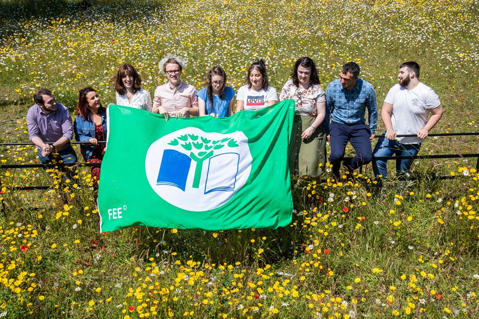 UCC makes Green Flag history…again!