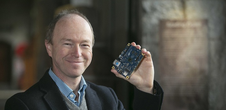 UCC works with INTEL's latest technology