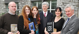 Major publication event in UCC's Department of Modern Irish