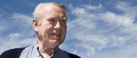 Universities of Ireland to honour Chuck Feeney