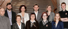 UCC hosts visit by Vilnius University