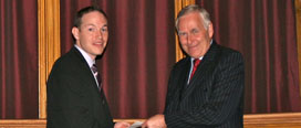UCC Microbiology Researcher awarded W.H. Pierce Memorial Prize