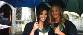 Summer Conferrings at UCC 2012