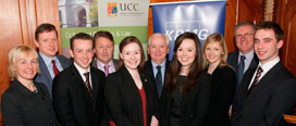 UCC BComm students achieve international success