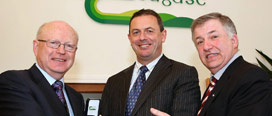 Prof Paul Ross wins Teagasc Gold Medal