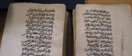 UCC Receives Unique Collection of Arabic Books