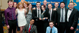 UCC LGBT Society Scoops National Award