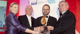 Sustainable Energy Award for Tyndall National Institute