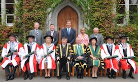 UCC honours Ireland's sporting legends
