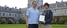 UCC graduate engineers his own route to market