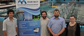 Hydraulics and Maritime Research Centre nets an OWEL