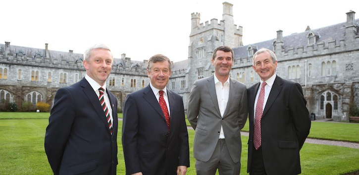 Keane to inspire at UCC