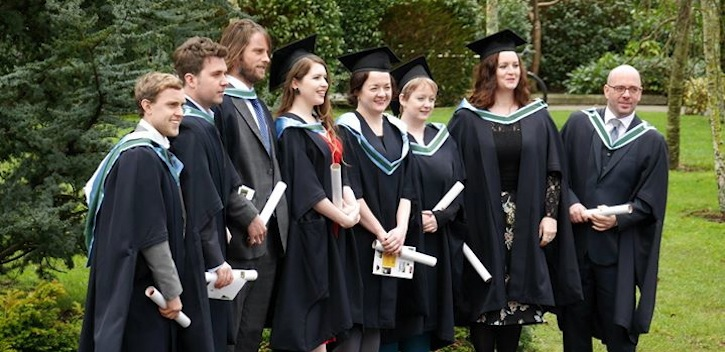 Growing success for UCC postgrad courses