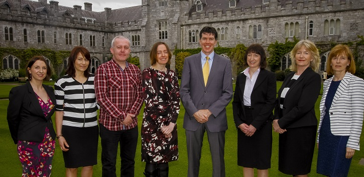 University College Cork becomes lean