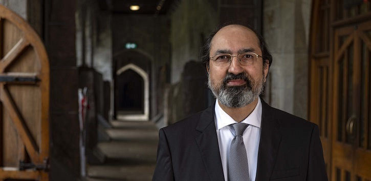 UCC Professor Nabeel Riza honoured with Edwin H. Land Medal