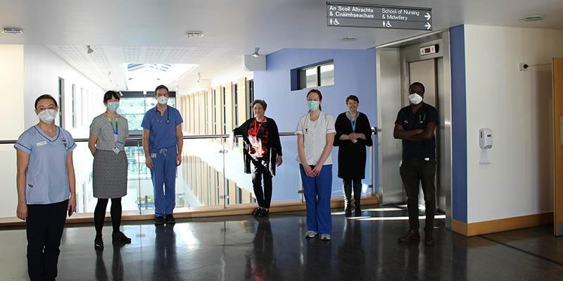 UCC hosts HSE Oncology Service during COVID-19 crisis