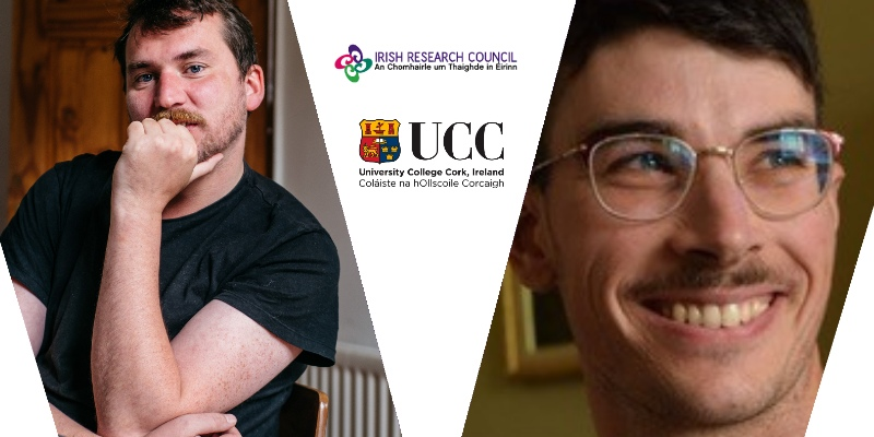 UCC academics awarded two Medals of Excellence at Researcher of the Year Awards
